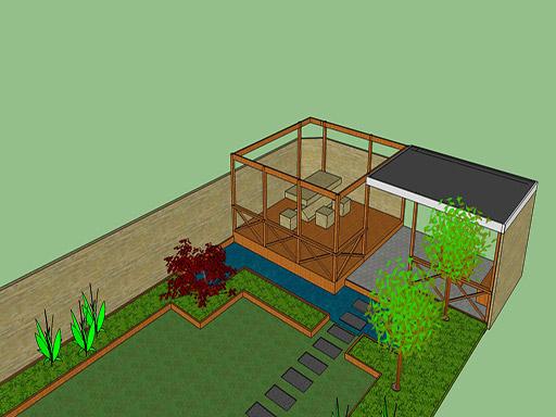 3d ontwerp 1 hoveniersbedrijf reilingh for Ontwerp 3d